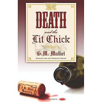 Death and the Lit Chick: A St Just Mystery (Book 2) (St. Just Mysteries)