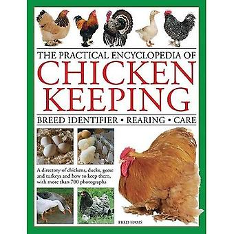 The Practical Encyclopedia of Chicken Keeping: Breed Identifier * Rearing * Care