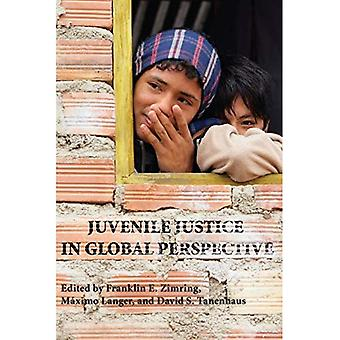 Juvenile Justice in Global Perspective (Youth, Crime, and Justice)