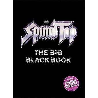 FAIRFAX WALLACE SPINAL TAP THE BIG BLACK BOOK BAM BOOK