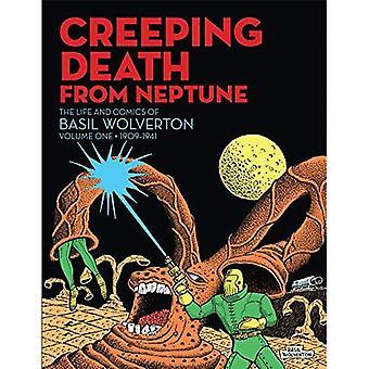 Creeping Death de Neptune (Basil Wolverton 1)