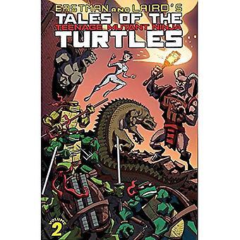 Tales of the Teenage Mutant Ninja Turtles 2