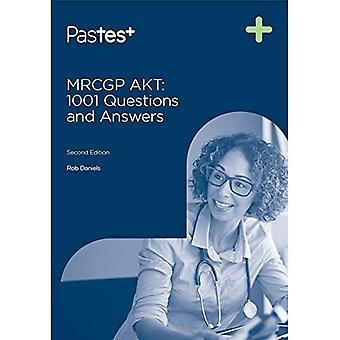 MRCGP AKT: 1001 Questions / réponses