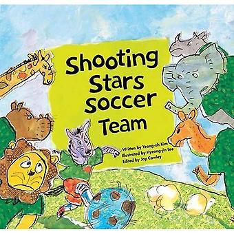 Shooting Stars Soccer Team: Teamwork (Growing Strong)