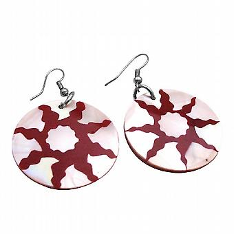 Now Shop Christmas Stylish Jewelry Artistically Made Shell Earrings