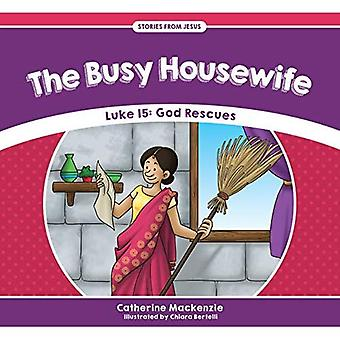The Busy Housewife: Luke 15: God Rescues (Stories from Jesus)