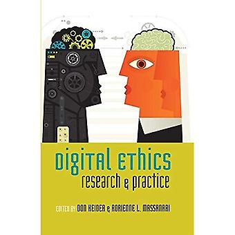 Digital Ethics: Research and Practice (Digital Formations)
