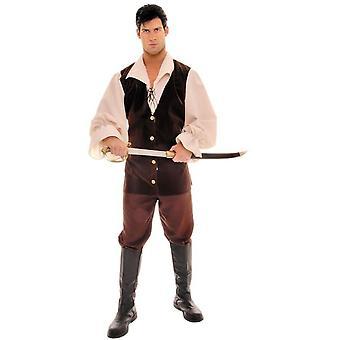 Bauccaneer Adult Costume