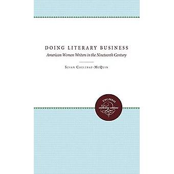 Doing Literary Business by CoultrapMcquin & Susan