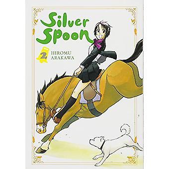 Silver Spoon - Vol. 2 di Hiromu Arakawa - 9781975326197 libro