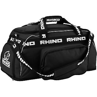 Rhino Mens Players Sporty Athletic Polyester Duffle Bag