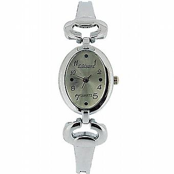 The Olivia Collection Ladies Silver Dial Bracelet Strap Dress Watch COS36