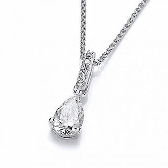 Cavendish French Teardrop Glamour Pendant
