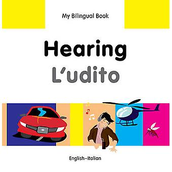My Bilingual Book - Hearing by Milet Publishing Ltd - 9781840597783 B