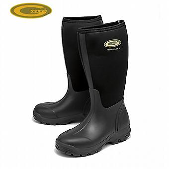 Grubs Frostline 5.0 Wellington Boots in Black