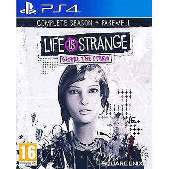 Life is Strange Before the Storm Complete Season & Farewell - Playstation 4