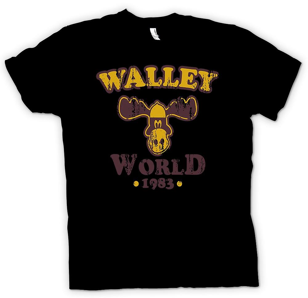Mens T-shirt - Walley World 1983 Nation Lampoons - Funny