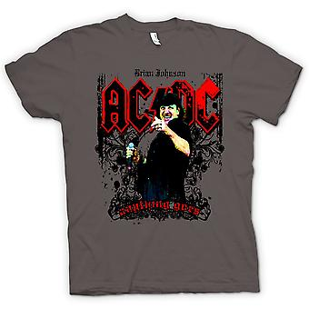 Herren T-shirt - AC/DC - Brian Johnson
