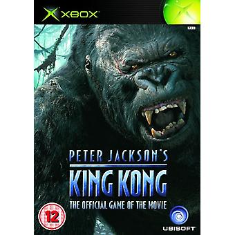 Peter Jacksons King Kong The Official Game of the Movie (Xbox) - Factory Sealed
