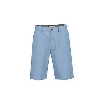 Redpoint Modern Fit Surray Shorts Light Blue