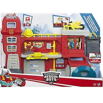 Transformers, Griffin Rock Firehouse Headquarters