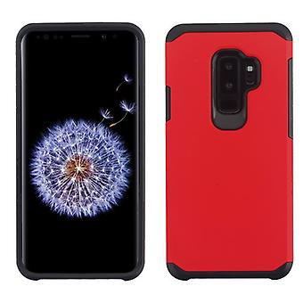 ASMYNA Red/Black Astronoot Phone Protector Cover  for Galaxy S9 Plus
