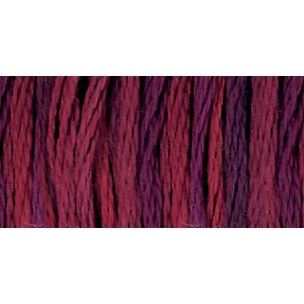 Dmc Color Variations Six Strand Embroidery Floss 8.7 Yards Radiant Ruby 417F 4210