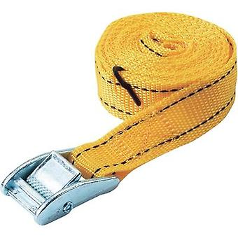 Buckle strap Low lashing capacity (single/direct)=125 null (L x W) 2.5 m x 25 mm