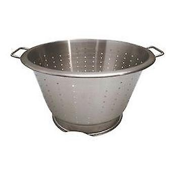 De Buyer Conical colander with base and 2 handles, stainless steel Ø 32 cm