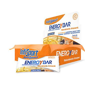 Infisport Energy Bar  1 Unidad (Dietetics And Nutrition , Sports Diet , Sticks)