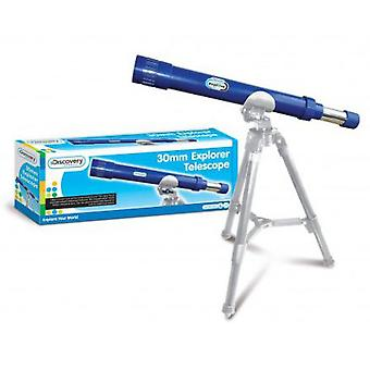 Discovery Channel Explorer 30 mm telescope tripod