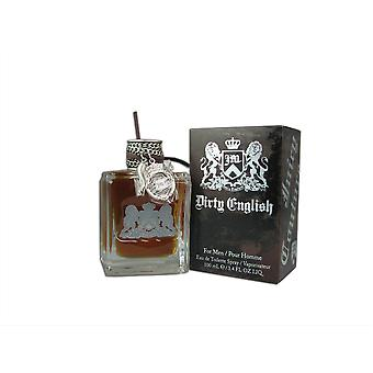 Sale des hommes anglais par Juicy Couture 3.4 oz EDT Spray