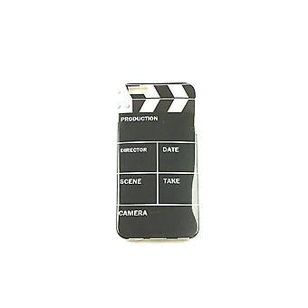 Filmklapper Cover voor iPhone 6 Plus