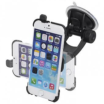 T5-94973 iGrip traveler kit car holder with suction, iPhone 6 / 6s