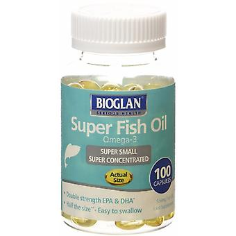Bioglan, Super Fish Oil, 100 capsules
