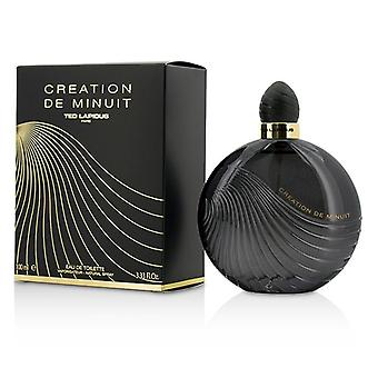 Ted Lapidus Creation De Minuit Eau De Toilette Spray 100ml / 3.33 oz