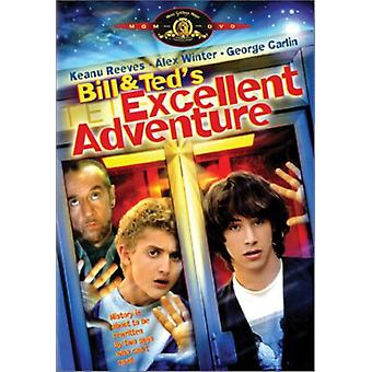 Bill & Ted's Excellent Adventu [DVD] USA import