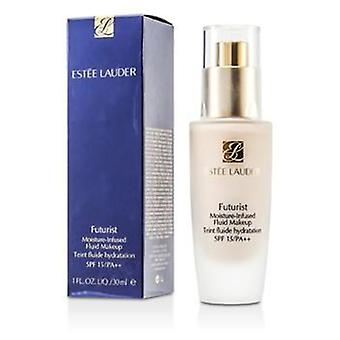 Estee Lauder Futurist Moisture Infused Fluid Makeup SPF 15 - # 65 Cool Creme - 30ml/1oz