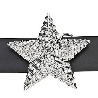 Iced out bling belt - HIP HOP STAR