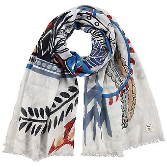 Barts Doha Women's Summer Scarf - Light Blue
