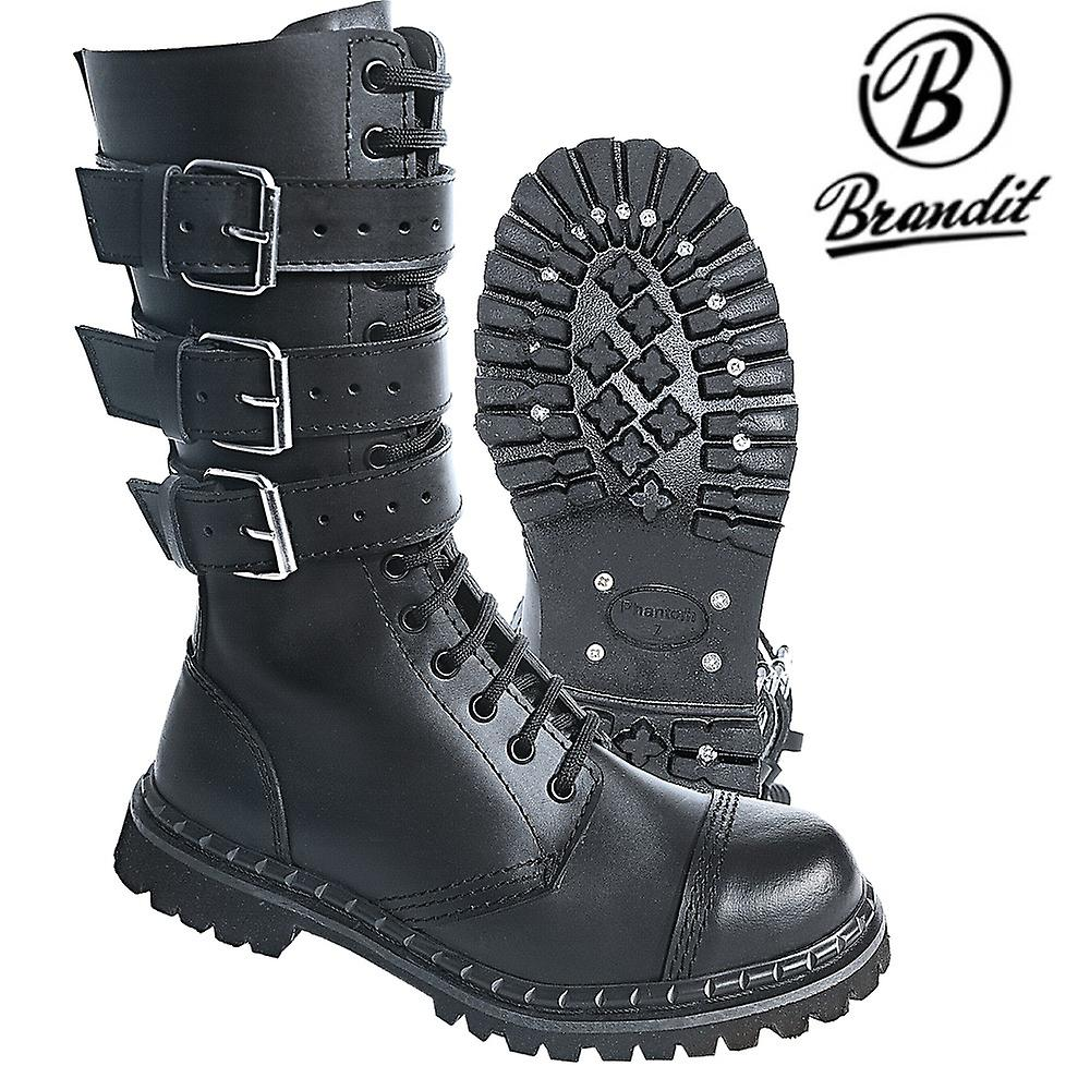 Brandit gentlemen Phantom Boots 3-Buckle
