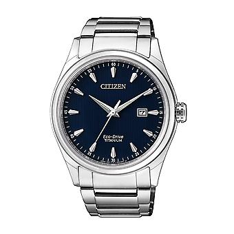 Citizen Herrenuhr Eco-Drive Super Titanium (BM7360 - 82L)