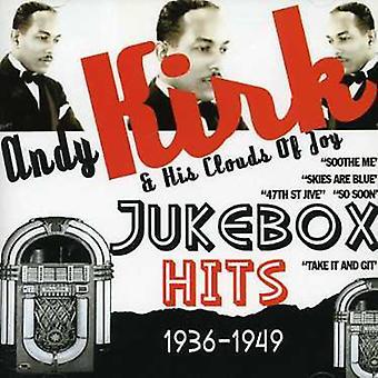 Kirkandy & moln av glädje - Jukebox träffar 1936-49 [CD] USA import
