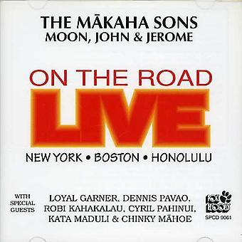 Makaha sønner af Ni'Ihau - leve på vej [CD] USA importen