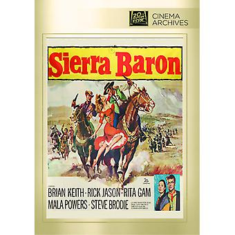 Sierra Baron [DVD] USA import