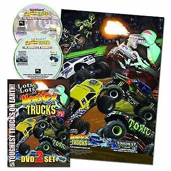 Masser & masser af Monster Trucks [DVD] USA import
