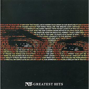 NAS - Greatest Hits [CD] USA import