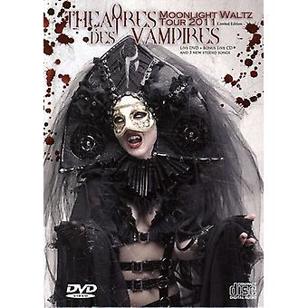 Theatres Des Vampires - Moonlight Waltz Tour 2011 [DVD] USA importerer