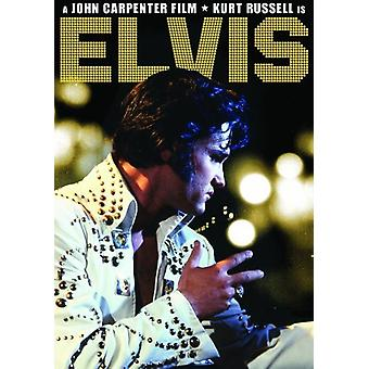 Elvis [DVD] USA import