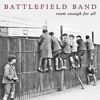 Battlefield Band - plads nok for alle [CD] USA importerer
